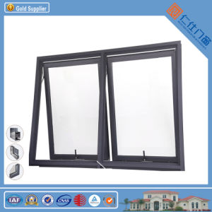 Professional Product Aluminum Tilt & Turn Window