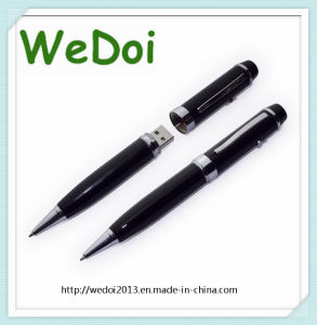 Popular Pen USB Flash Disk with 1 Year Warranty (WY-P01) pictures & photos