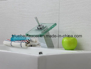 Hot Sales Brass Bathroom Waterfall Faucet pictures & photos