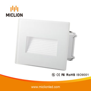 3W White LED Wall Light with CE UL RoHS pictures & photos