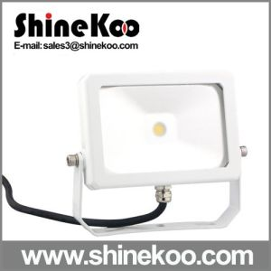 CE Certeficate iPad Slim COB 10W 20W LED Flood Lighting pictures & photos