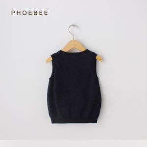 Phoebee Fashion Kids Clothes/Clothing Knitted Cardigan for Boys pictures & photos