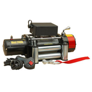 off-Road Winch 12000lbs Winch with 12V pictures & photos