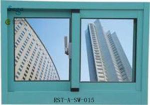 Best Price Aluminum Sliding Small Window Saga Window