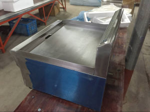Kitchen Appliance Gas Griddle for Gridding Food (GRT-G600) pictures & photos