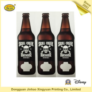 Custom Printed Decoration Bottle Sticker Labels