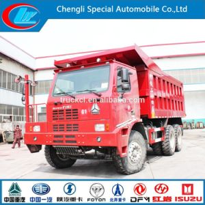 6X4 Cnhtc Trucks/Heavy Sino Truck for Sale 370HP Mine Dumo Truck pictures & photos