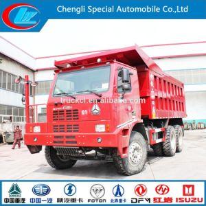 6X4 Cnhtc Trucks/Heavy Sino Truck for Sale 370HP Mine Dumo Truck pictures & photos