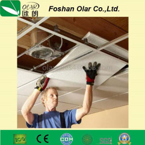 Fiber Reinforced Calcium Silicate Board for Ceiling Usage--Building Material pictures & photos