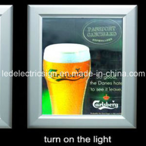 Snap Frame Acrylic LED Light Box pictures & photos