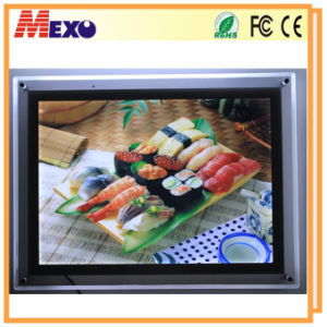 Wholesale LED Backlit Acrylic Poster Frame pictures & photos