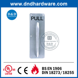 Fire-Rated Handle for Bathroom with UL Certificated (DDPH021) pictures & photos
