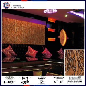 KTV Decorative Board 3D Wall Panels pictures & photos