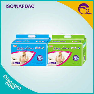 Dry and Soft Disposable Baby Diapers for Baby