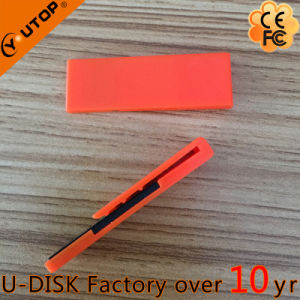 High Quality Plastic Bookend Clip Flash Memory Disk (YT-3236) pictures & photos