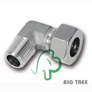 Single Ferrule Stainless Steel Compression Fitting pictures & photos