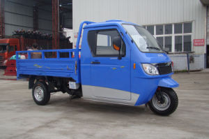 Powerful Three Wheeler Motorcycle with Closed Cabin pictures & photos
