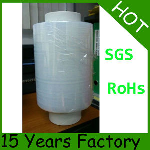 SGS Certificate 18 Years Factory LLDPE Stretch Film Jumbo Roll pictures & photos