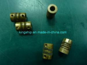 Precision Beryllium Copper CNC Machining Spare Part pictures & photos