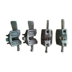 Ringlock Scaffolding Fitting Ledger Head with Wedge pictures & photos