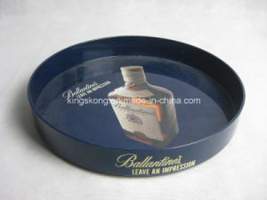 Designe Custom Printed Non-Slip Beer Serving Tray pictures & photos