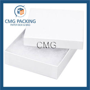 White Jewelry Box with Filler for Jewelry Display and Packaging pictures & photos