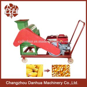 Multifunctional Diesel Corn Threshing Machine with High Quality