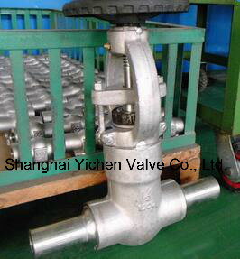 Extended Body Stainless Steel Gate Valve pictures & photos