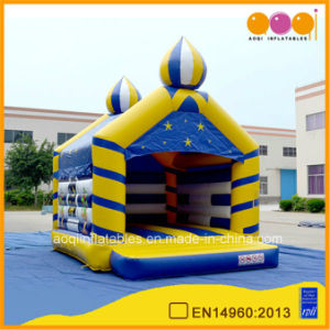 Backyard Small Inflatable Jumping Castle Bouncer (AQ02156) pictures & photos