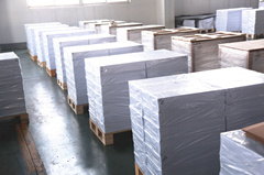 Offset Printing PVC Card Material pictures & photos
