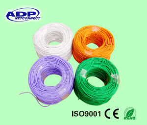FTP Cat5e LAN Cable 1000FT/Roll pictures & photos