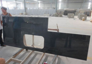 Padang Dark G654 Granite Kitchen Stone Bench Counter Tops pictures & photos