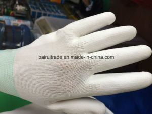 508 PU Glove for Labor pictures & photos
