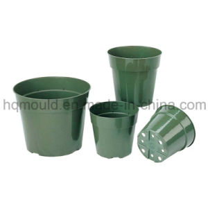 Plastic Injection Mould for Flower Pot pictures & photos