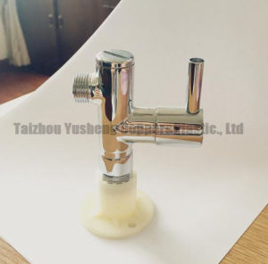 Brass Angle Valve with Filter Core (YS2025) pictures & photos