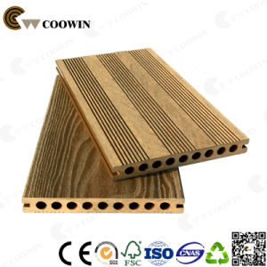 Modern Wood Plastic Composite Deck Board WPC Decking pictures & photos