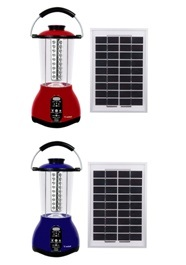 LED Multi-Function Solar Camping Light (SZYL-SCL-09) pictures & photos
