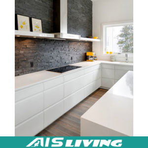 Customized Modular Kitchen Cabinet Furniture (AIS-K042)