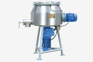Containers Used Operating Powder Coating Container Mixer pictures & photos