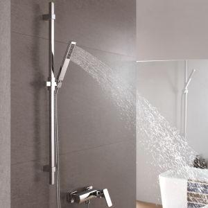 Bathroom Brass Shower Faucet Combination Shower Set