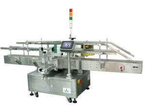 Petrol Can Single Side Labeling Machine/Labeler pictures & photos