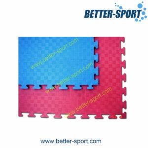 Reversible Red Blue Color EVA Taekwondo Mats pictures & photos