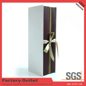 Creative Paper Packaging Box Christmas Wine Box Made by Specialty Paper
