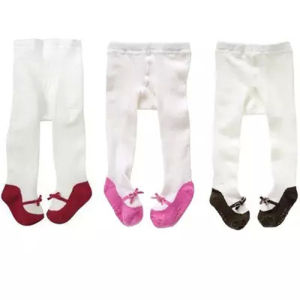2016 Latest Whoesale Baby Pantyhose Baby Leggings Baby Tights pictures & photos