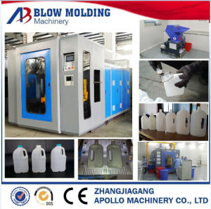 Low Cost HDPE Bottles Blow Molding Machine Servo Motor Energy Saving pictures & photos