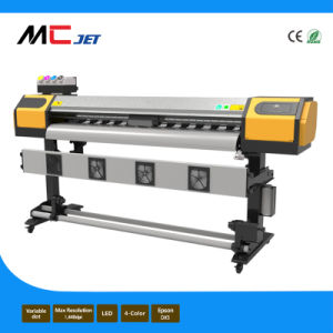 1.7m Eco Solvent Vinyl Sticker Printing Machine with Epson Dx5 pictures & photos