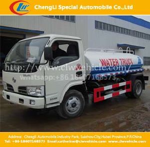 Factory Sale Dongfeng 4*2 4000L Water Sprinkler Truck pictures & photos