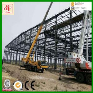Prefabricated Steel Structure Workshop Garage Workshop Buildings pictures & photos