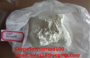 Turinabol / 4-Chlorodehydromethyltestosterone Steriod Powder CAS: 2446-23-3 pictures & photos