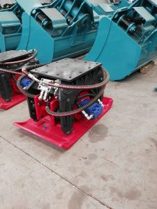 3-5t Mini Excavator Plate Compactor Compaction Plate pictures & photos